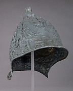 Electrotype Reproduction of a 16th Century Italian Helmet