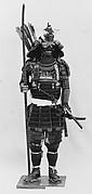 Armor (Gusoku) of Daimyo Matsudaira (Inaba)