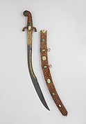 Sword (Kilij) with Scabbard