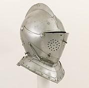 Close-Helmet for the Tournament