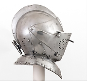 Close-Helmet for the Tournament