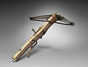 Crossbow with Cranequin (Winder)