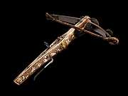 Crossbow (Halbe Rüstung) with Winder (Cranequin)