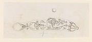 Design for the Decoration of the Side Plate of a Firearm
