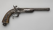 Percussion Exhibition Pistol