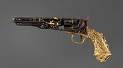Colt Model 1862 Police Revolver, Serial No. 38549