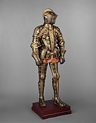 Armor Garniture of George Clifford (15581605), 