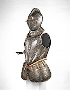 Portions of a Parade Armor