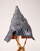 Helmet in the Shape of a Sea Conch