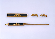 Set of Sword Fittings (Mitokoromono)