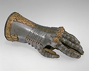 Gauntlet for the Left Hand