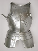 Breastplate with Taces and Tassets