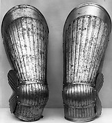 Pair of Thigh and Knee Defenses