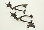 Pair of Rowel Spurs
