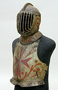 Helmet and Breastplate for the Gioco del Ponte