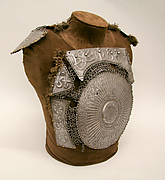 Portions of a Cuirass