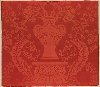 Piece of Furnishing Silk