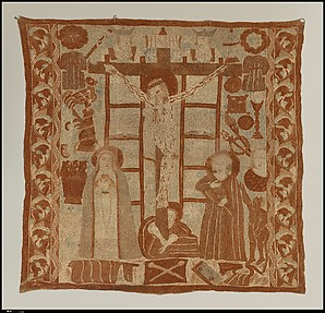Lenten Curtain