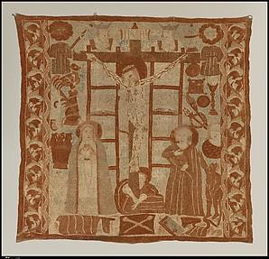 Lenten Curtain