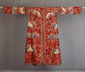 Man's Morning Gown (Banyan or Rock)