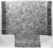 Wholecloth coverlet