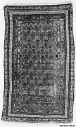Knotted Rug