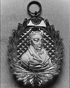 Medallion of the Marquis de Lafayette