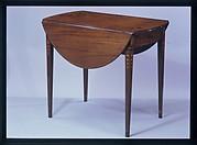 Drop-leaf Pembroke Table