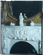 Mantelpiece from the Tweedy House, North Attleboro, Massachusetts