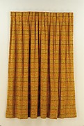 Woven curtain