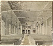 Design for a nave