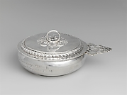 Porringer with Cover