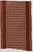 Ingrain carpet runner piece