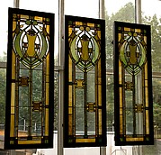 Window from the J. C. Cross House, Minneapolis, Minnesota