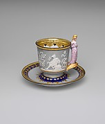 Liberty Cup and Saucer