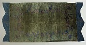 Velvet panel