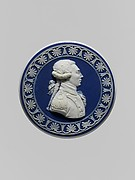 Medallion of the Marquis de Lafayette