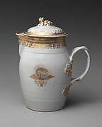 Covered Toddy Jug