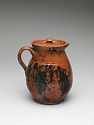 Covered Pitcher