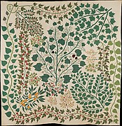 Branches and Vines Quilt