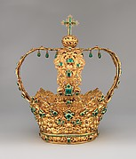 Crown of the Virgin of the Immaculate Conception, known as the Crown of the Andes