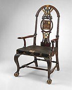 Masonic Armchair