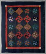 Quilt, Pinwheel or Fly pattern