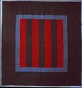Quilt, Bars pattern