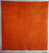 Quilt, Wholecloth calamanco