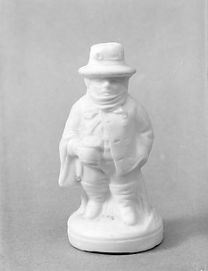 Figure of a Coachman