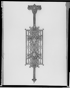 Baluster from the Carson, Pirie, Scott Company, Chicago