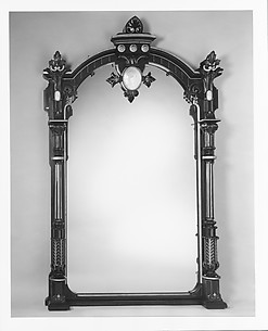 Overmantel Looking Glass