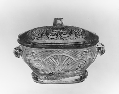 Covered Toy Tureen