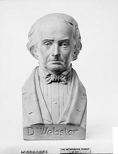 Bust of Daniel Webster